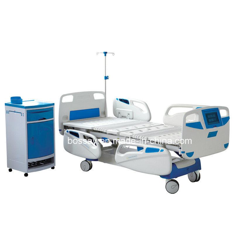 China Supplier Hospital Furniture Electric Multi-Function Medical Bed /Hospital/Nursing Bed