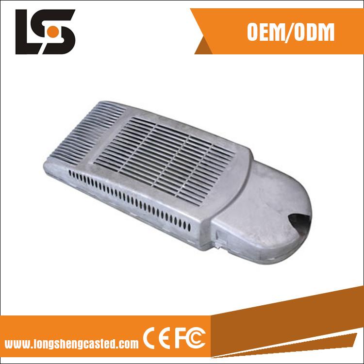 LED Street Light Housing Aluminum Die Casting LED Housing