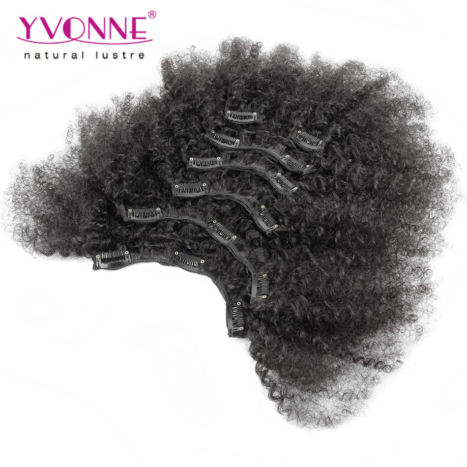 New Fashion Clip in Human Hair Extensions