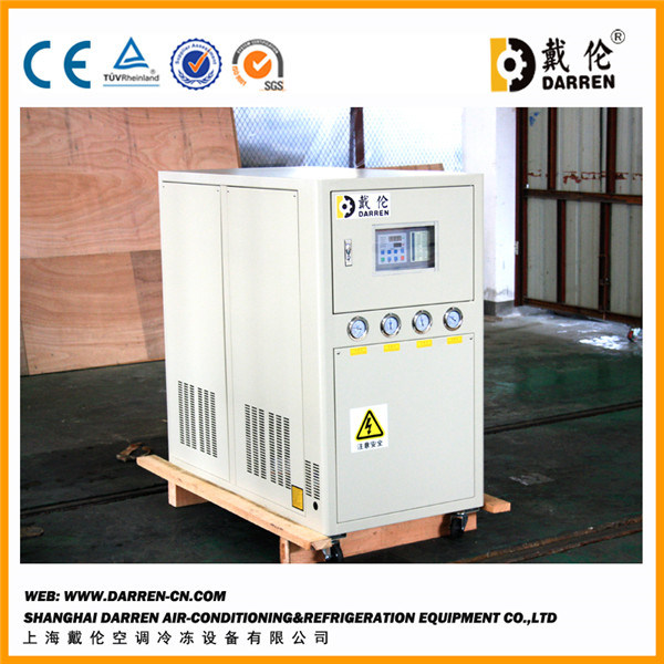 Industrial DLP Water Cooled Condenser Unit