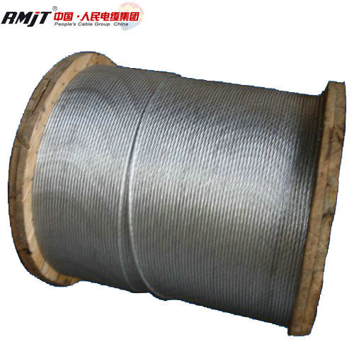 Gsw Galvanized Steel Wire Strand Cable Stay Wire / Guy Wire