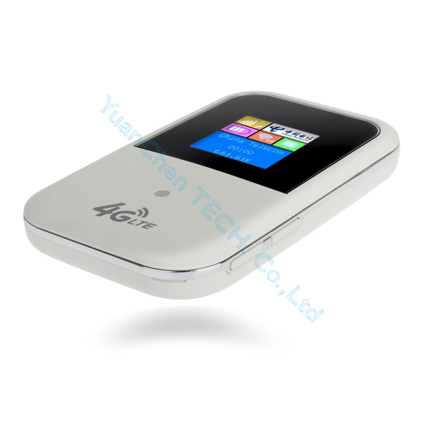 4G Lte WiFi Router Mobile Hotspot Car Mini Wi Fi Mini Wireless Pocket Wi-Fi Router with SIM Card Slot