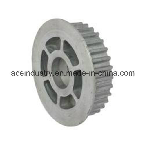 Aluminum Die Casting Used for Gear and Gear Cover