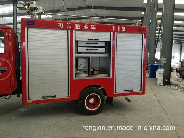Fire-Fighting Truck Roll up Door/Aluminum Roller Shutter