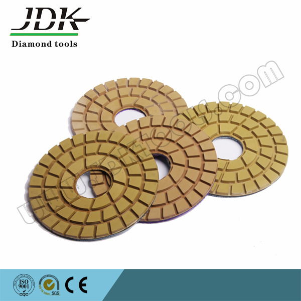 80--250mm Diamond Resin Polishing Disc for Granite