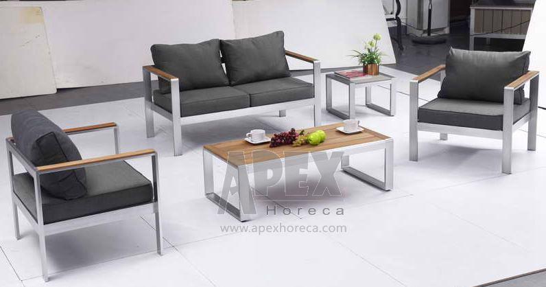 Polywood Lounge Set Garden Furniture Outdoor Furniture Sofa