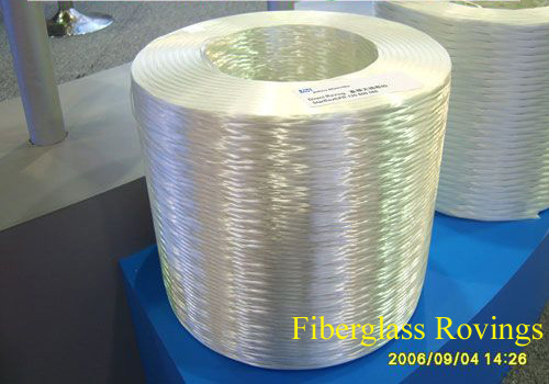 E-Glass Fibreglass Fiberglass Roving Materials