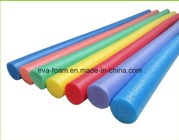 Customized Hot Sale EPE Foam Materials for Swimming Foam Tube