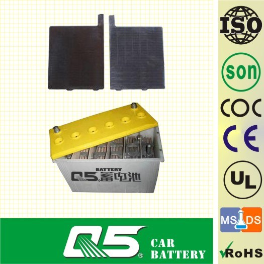 Battery Plate for Dry Charge Car Battery, full charged, Lead-Acid Battery, Lead Battery Cell, Positive and Negative, Dry Plate
