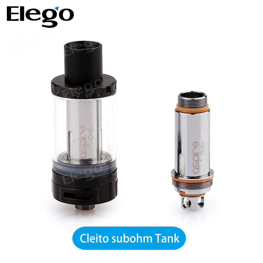 Aspire Cleito Kit 3.5ml Cleito Atomizer Aspire Cleito Tank