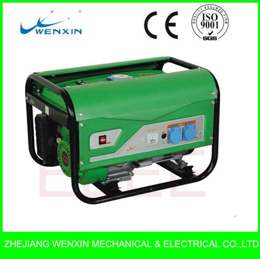 2kw / 2.5kw / 5kw Gasoline Generators / Power Generators / Gas Generators (WX-2500D)