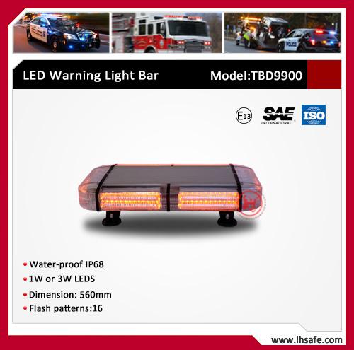 LED Mini Warning Light Bar (TBD9900)