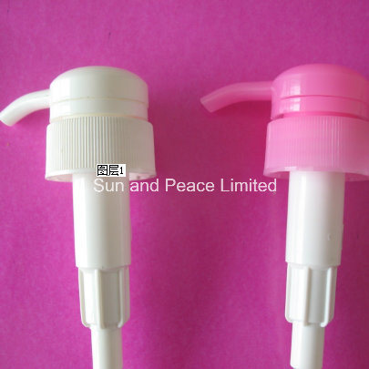 24mm 28mm 32mm Dispensing Lotion Pump Without Plastic Bottle