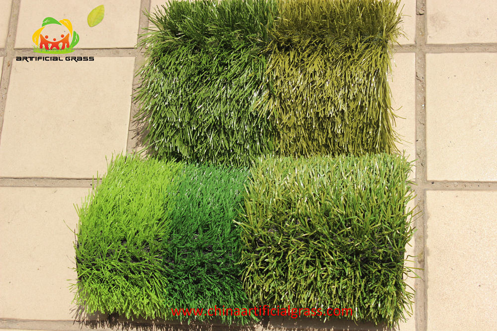 Five-Person Football Artificial Grass with SGS Certification