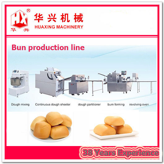 Bun Production Line (French Roll/Small Bread Machine)