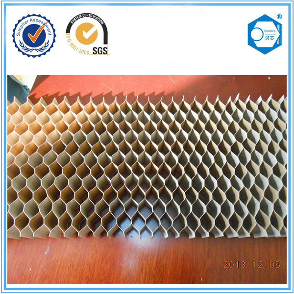 Beecore Paper Honeycomb Core Used for The Clean Room and Partition Wall