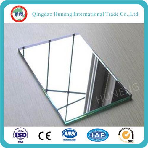 1-6mm Single Coated or Double Coated Aluminum Mirror