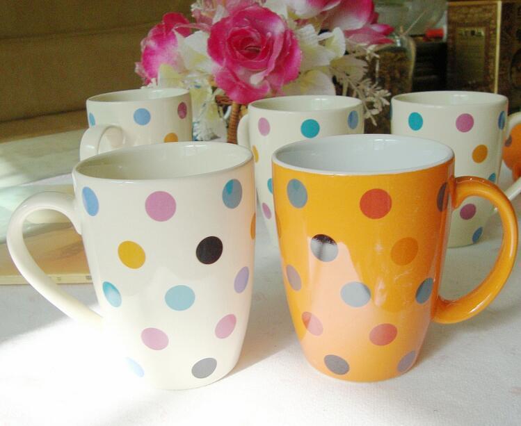 China Manufacturer Custom Logo 11oz Ceramic Mug with Spoon