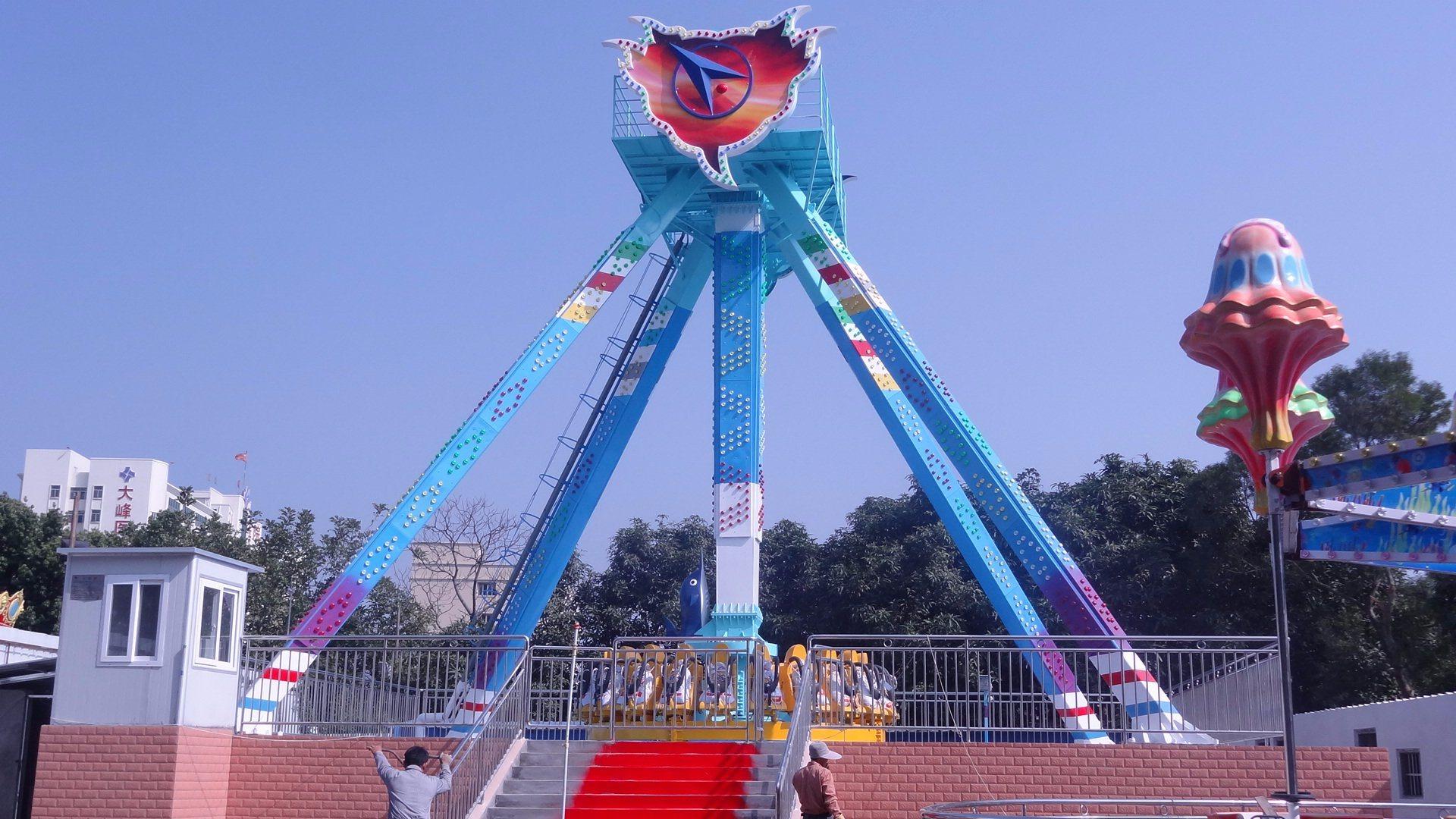 22 Seats Big Pendulum 2016 New Design Amusement Park Rides