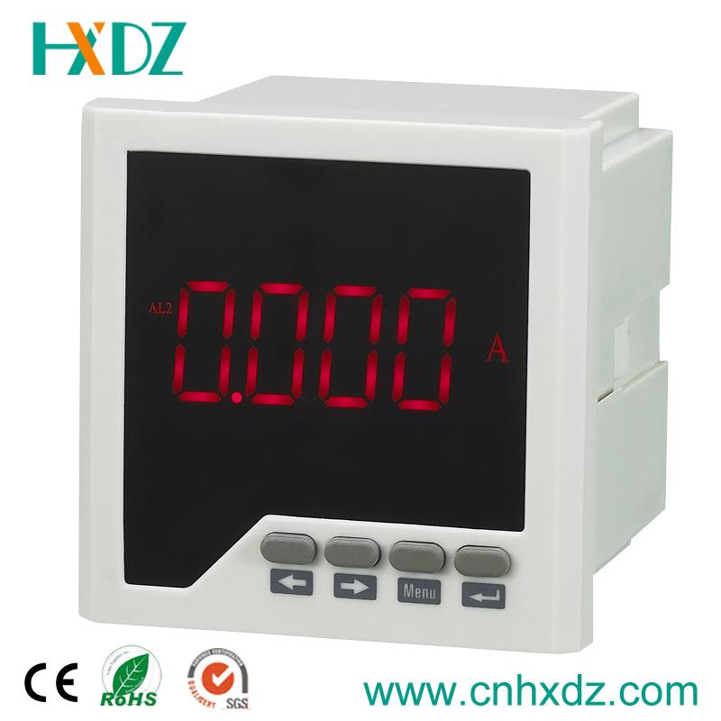 LED Display Single Phase Multifunction Digital Panel Power Meter