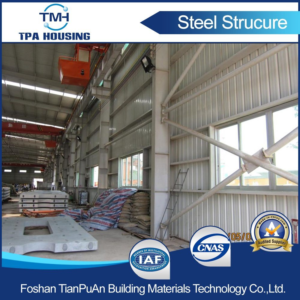 Prefabricated Steel Structure Building for Workshop