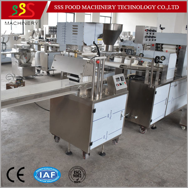 High Quality SSS-580 Bread Production Line Bread Line Bread Making Machine