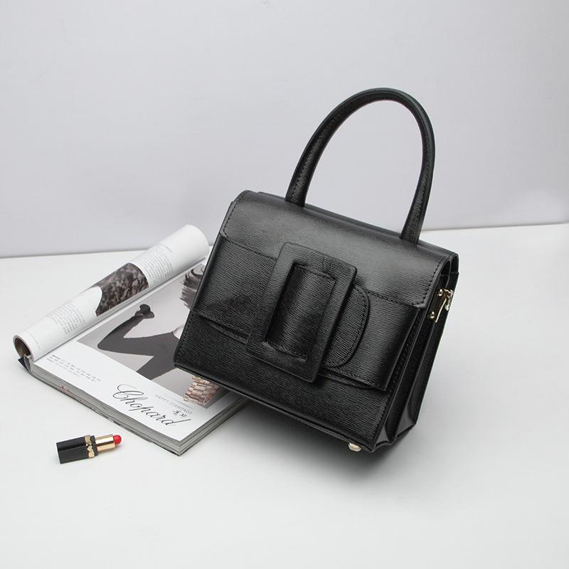 Al90025. Shoulder Bag Handbag Vintage Cow Leather Bag Handbags Ladies Bag Designer Handbags Fashion Bags Women Bag
