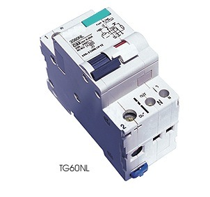 Tg60nl Residual Current Circuit Breaker (RCCB)