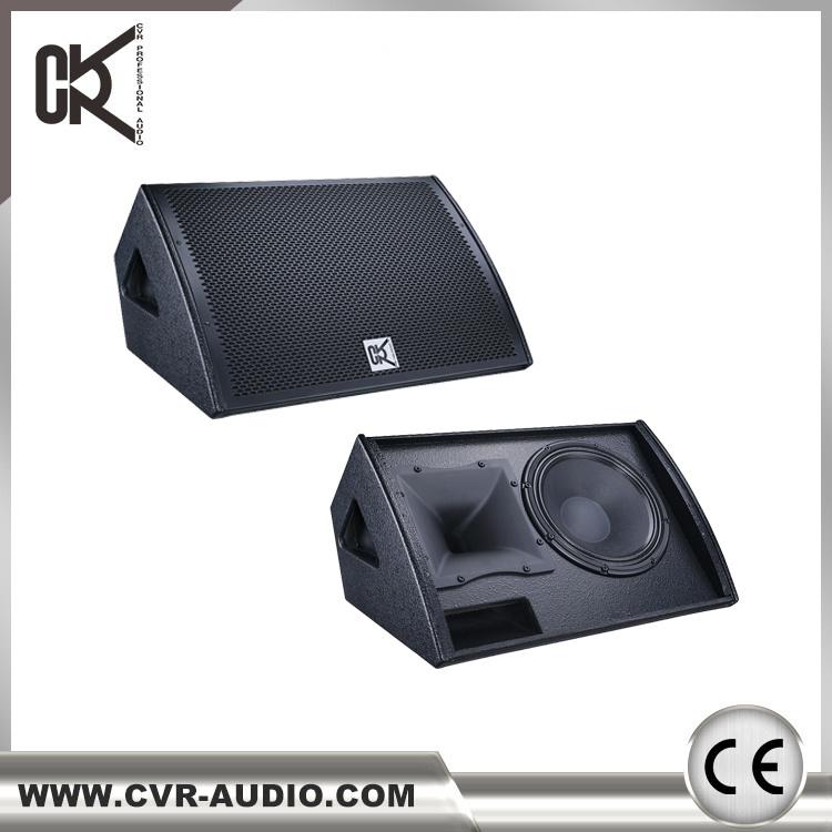 Equipo De Audio Active 12 Inch Floor Monitor Speaker Cabinet