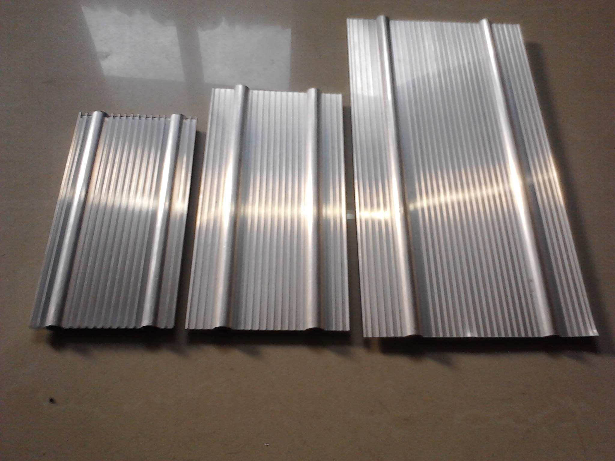 aluminium Extrusion for Heat Exchange