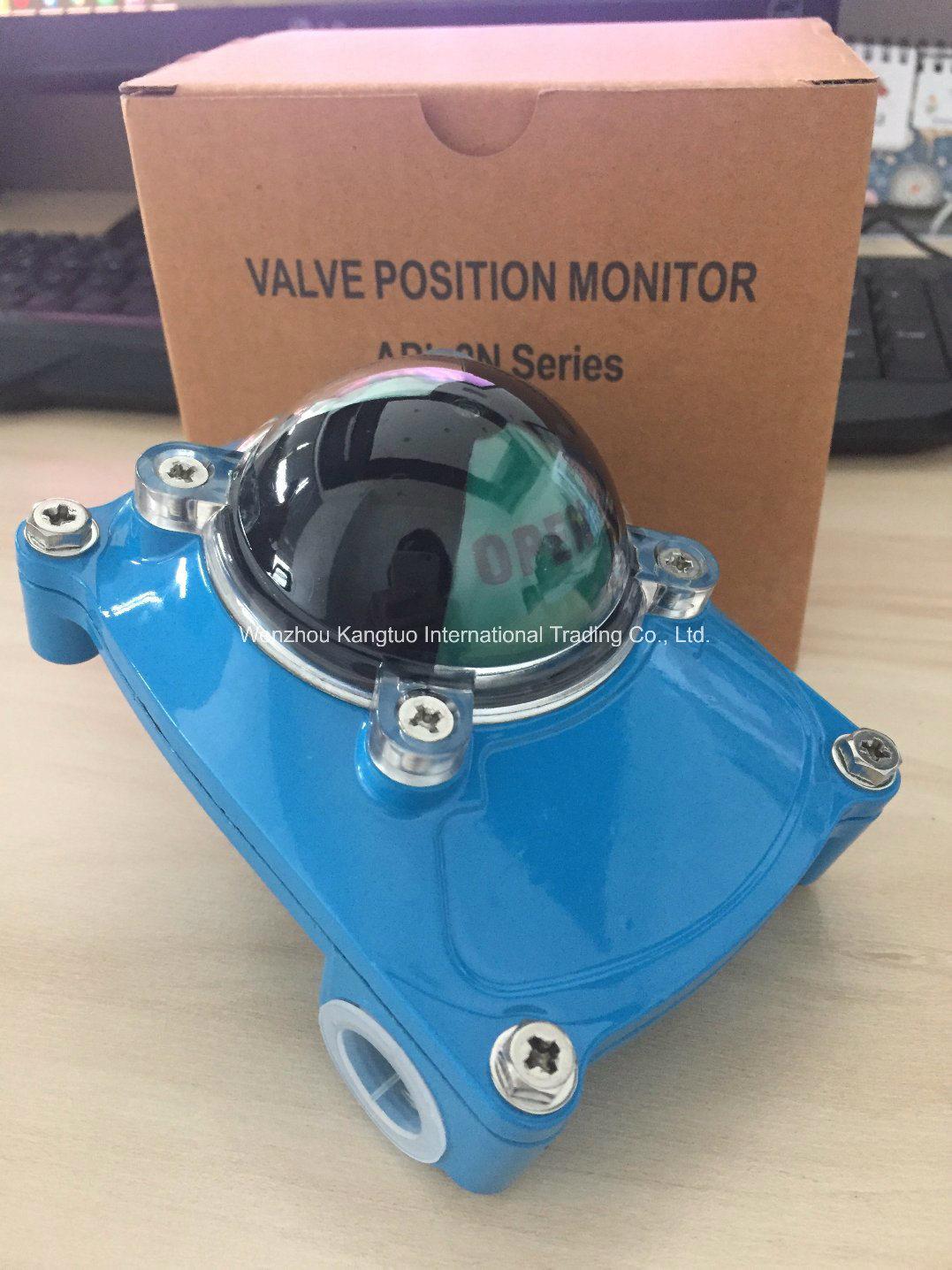 Pneumatic Actuator Limit Switch Box