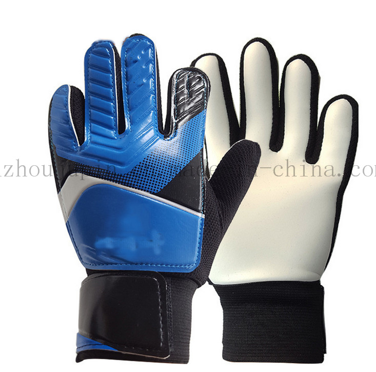 OEM Sport Non-Skid Children Football Goalkeeper Gloves for Promotion