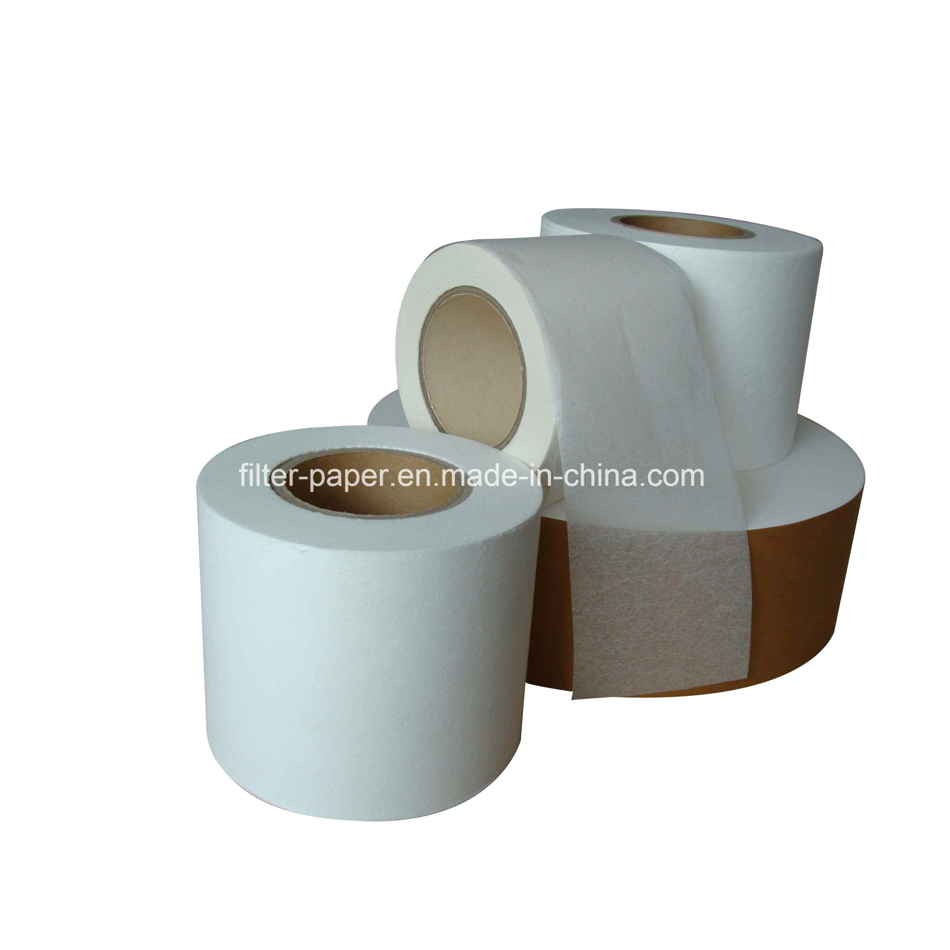 New Products Heat Sealable Tea Bag Filter Paper Supplier