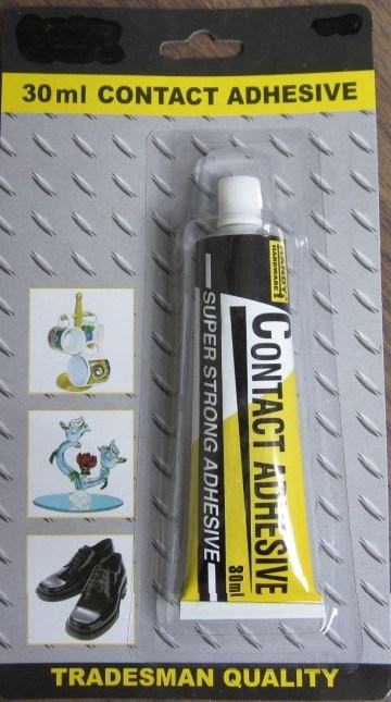 Neoprene Contact Adhesive 30ml in Tube
