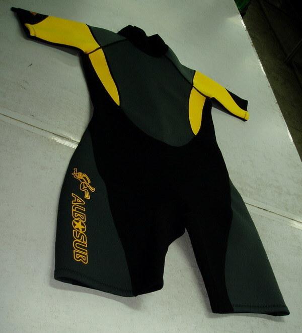 Kids Women Neoprene Sports Diving Wet Swimwear Surfing Suit