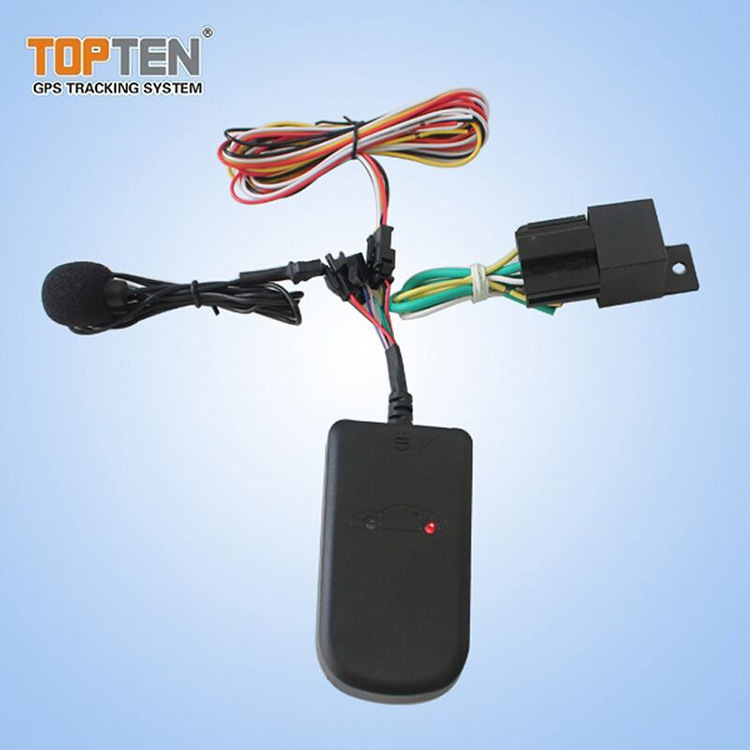 Avl Mini GSM/GPS Real Time Car Tracker with Free Tracking, Monitor Voice and Shutdown Engine (WL)