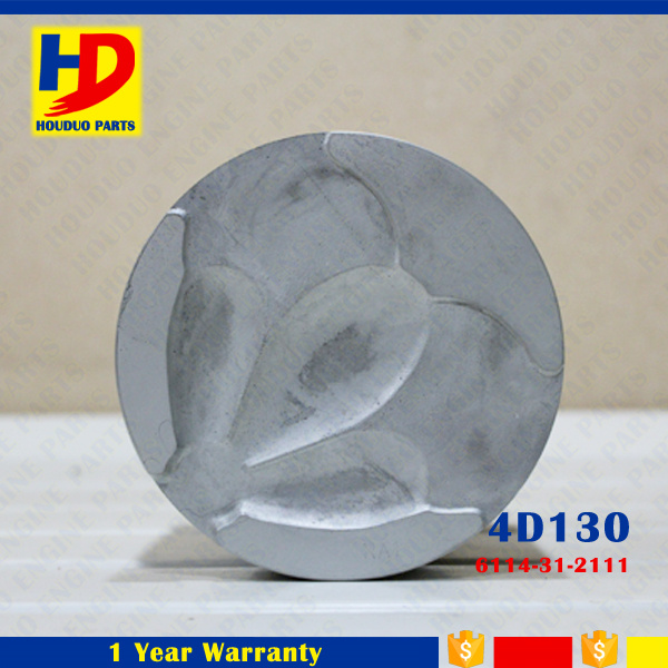 Diesel Engine Parts 4D130 for Piston with Pin OEM Number (6114-31-2111)