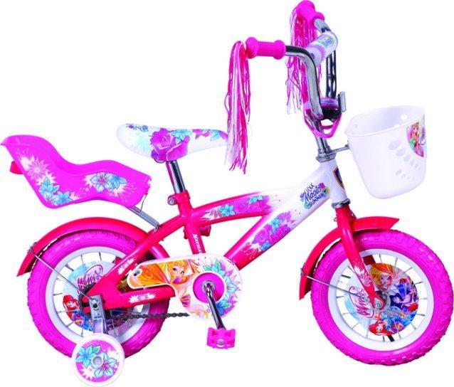 Girls Winx 12 Inch Child Bike (MK15KB-12302)