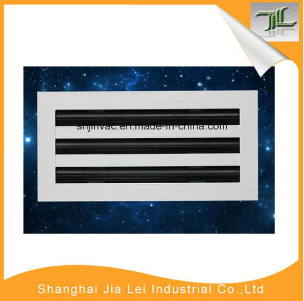 White Color Slot Air Diffuser for Ventilation Use