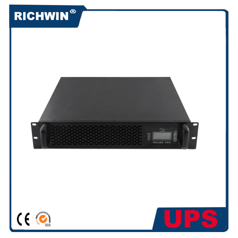 1kVA~6kVA Rack Mount Pure Sine Wave Online UPS