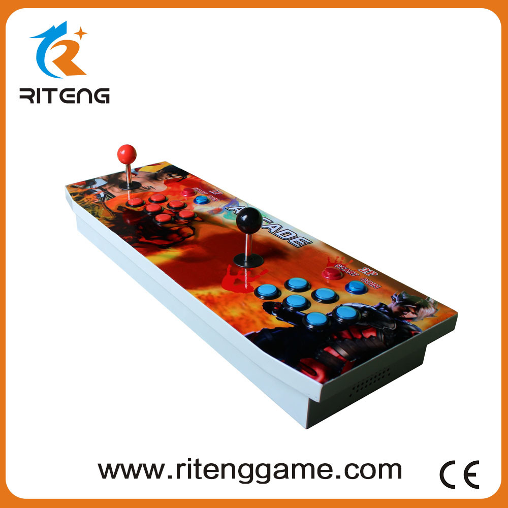 Double Arcade Game Joystick Game Console Penal for TV