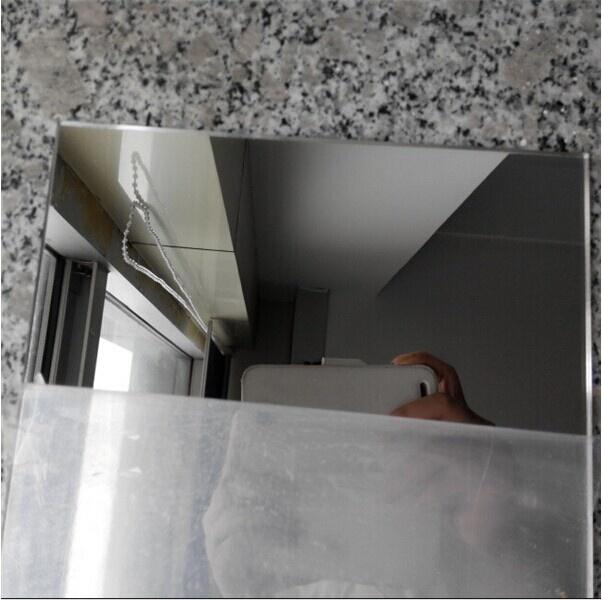 Acrylic Mirror Sheet PMMA Advertisement Sheet
