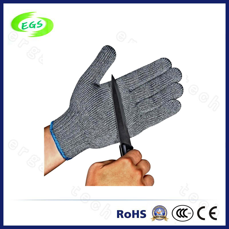 Hot Selling Cutting Resistant Gloves of Carbon Fiber for Industrial Usage