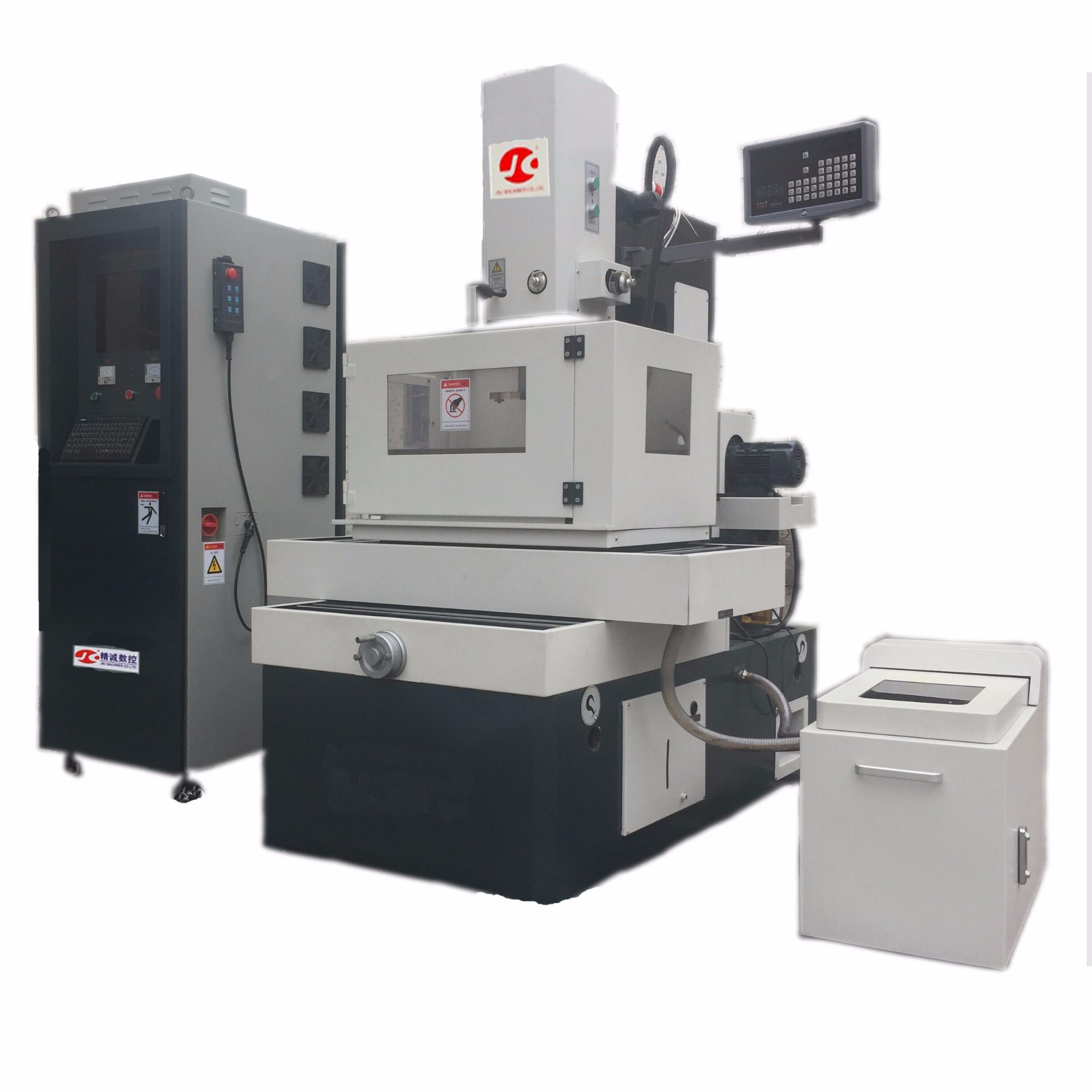 Jc-4050z Version 2 Multi Cut Medium Speed Wire Cutting EDM Machine