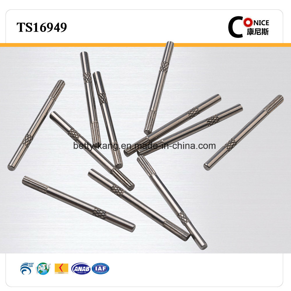 Made in China ISO New Products Standard Stainless Steel Micro Motor Shaft