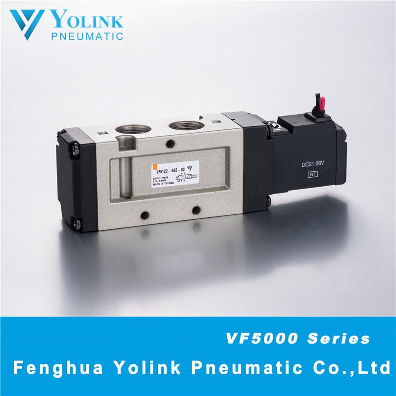 VF5120 Series Pilot Operated Solenoid Valve
