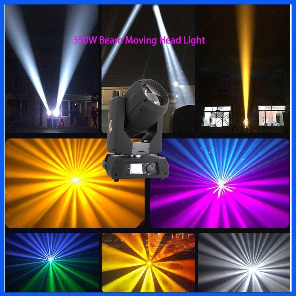 LED Stage Light 350W Beam Disco Moving Head DJ Light