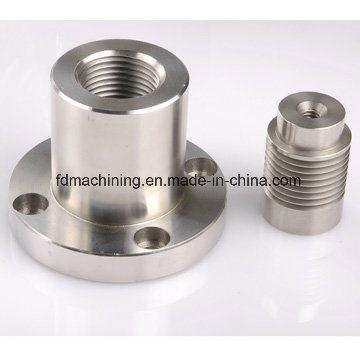 Custom Aluminium Stainlelss Steel Brass Machining Parts