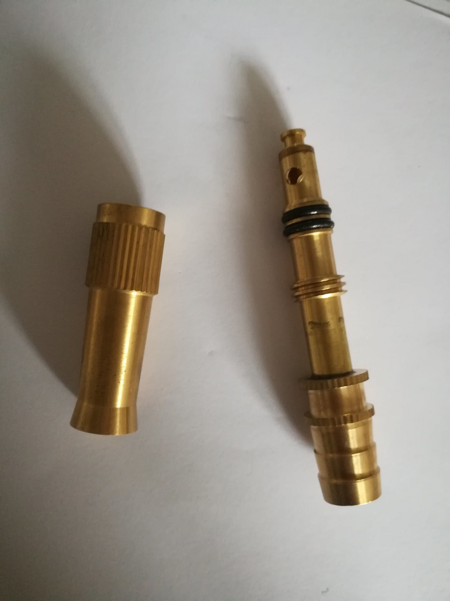 Garden Pipe Fittings with High Quanlity (YD-3018)