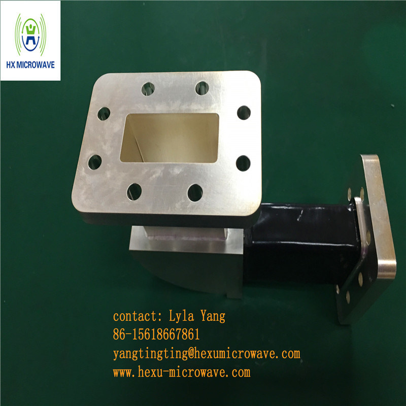 Hexu Microwave Wr137 C Band Composite Twist Rigid Waveguide